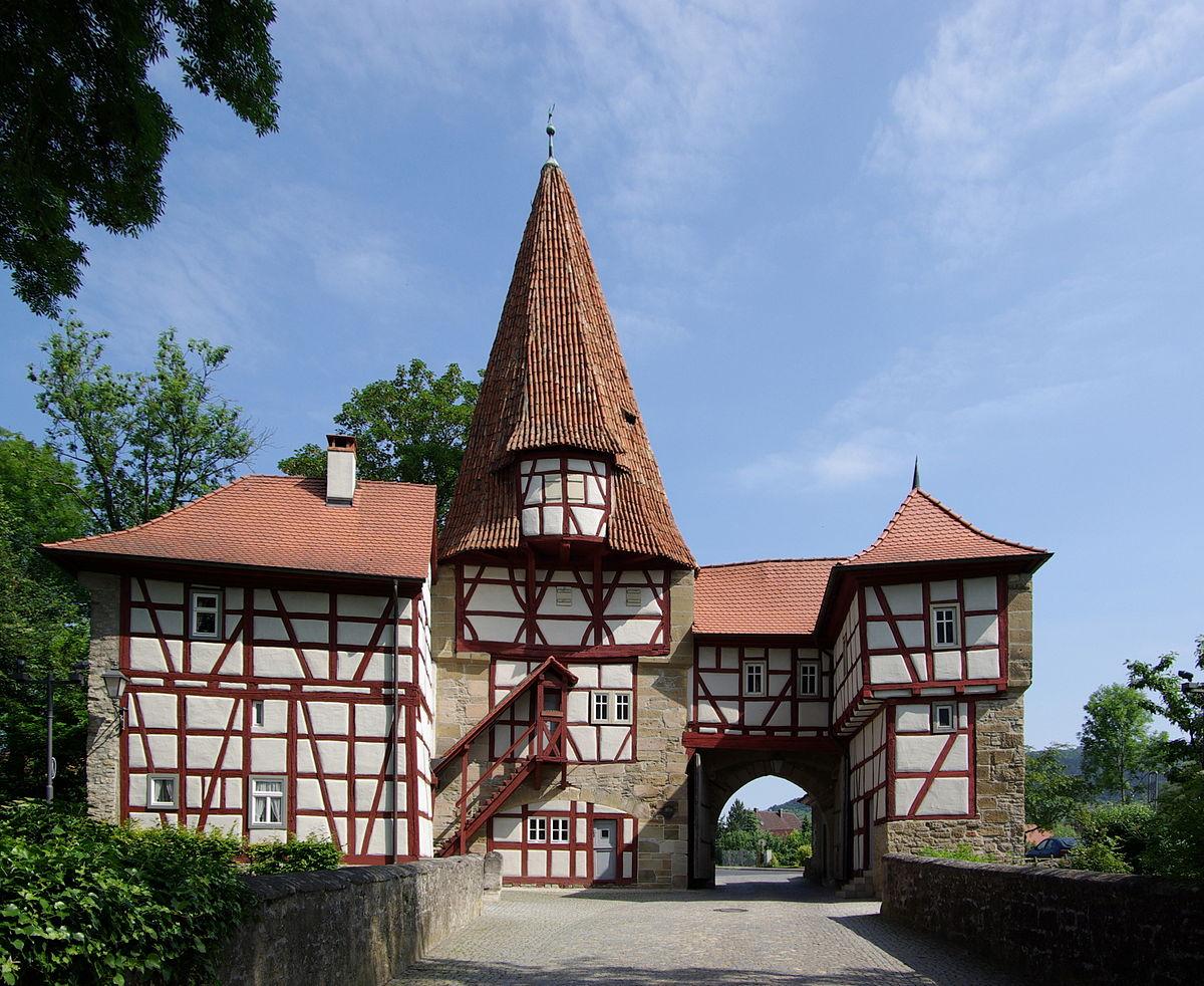 Rödelseer Tor (Iphofen).