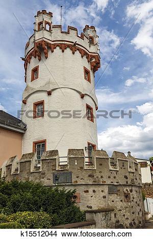 Stock Photo of Rudesheim, Germany k15512044.