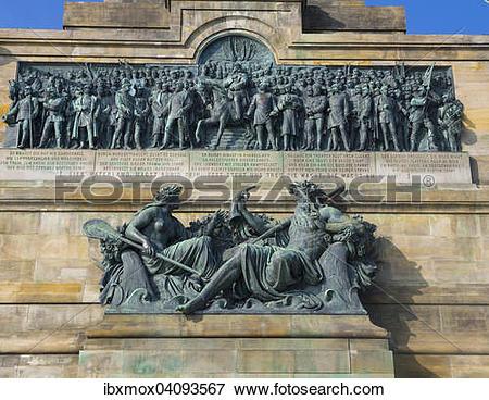 Picture of Niederwald Monument, UNESCO World Heritage Site.