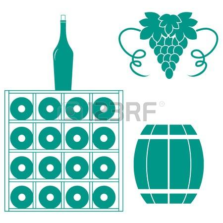 197 Wine Rack Stock Vector Illustration And Royalty Free Wine Rack.