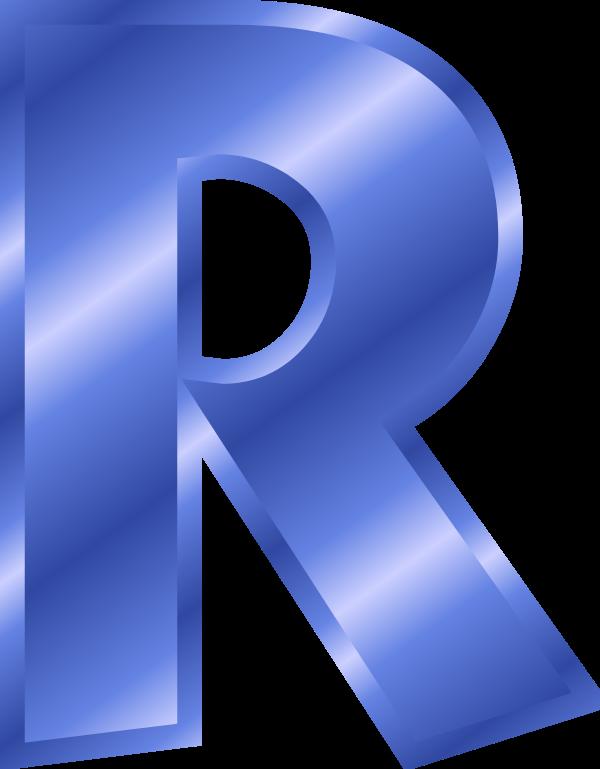 R Clip Art Free.