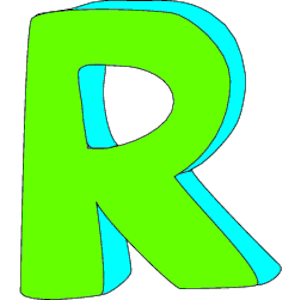 R R Clipart.