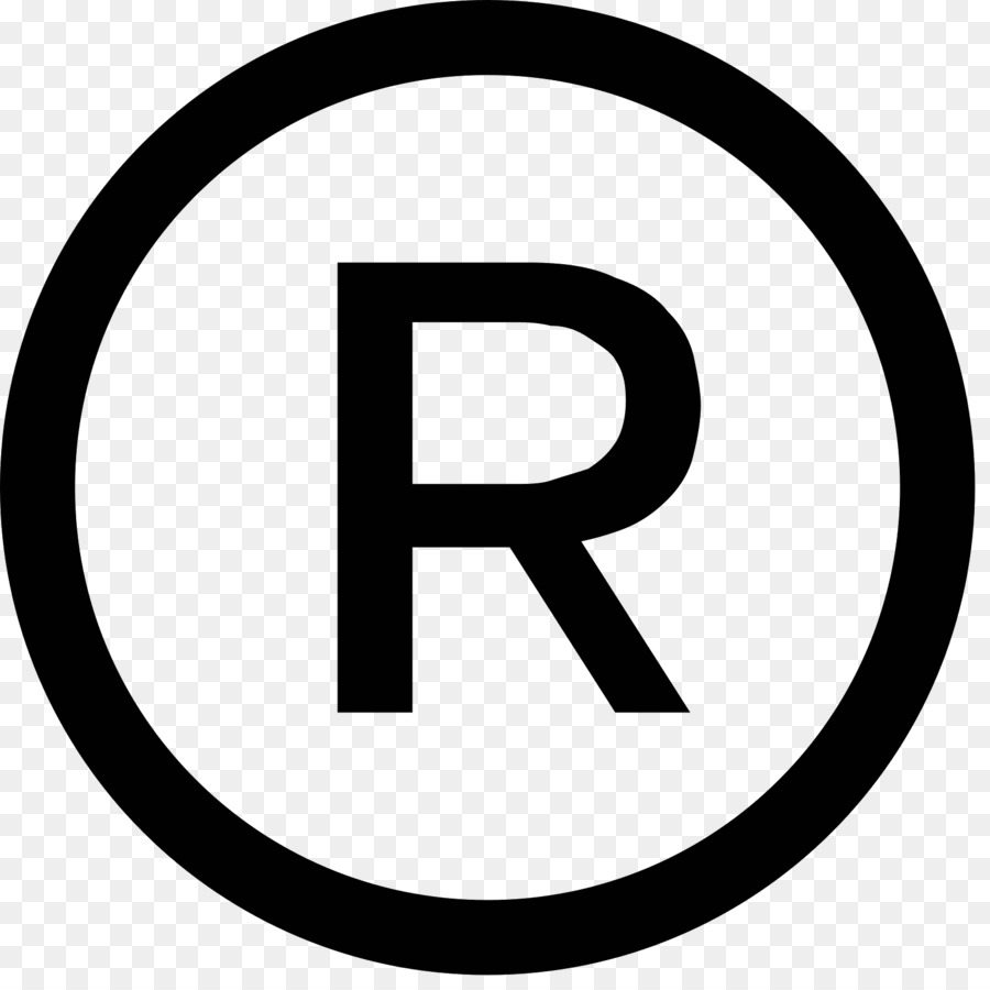 Download Free png Registered trademark symbol Service mark.