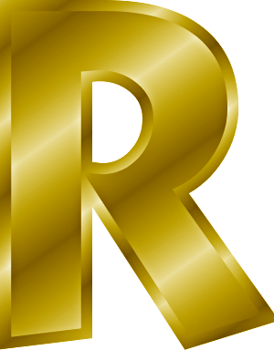 R is for Resolution and Much More!.