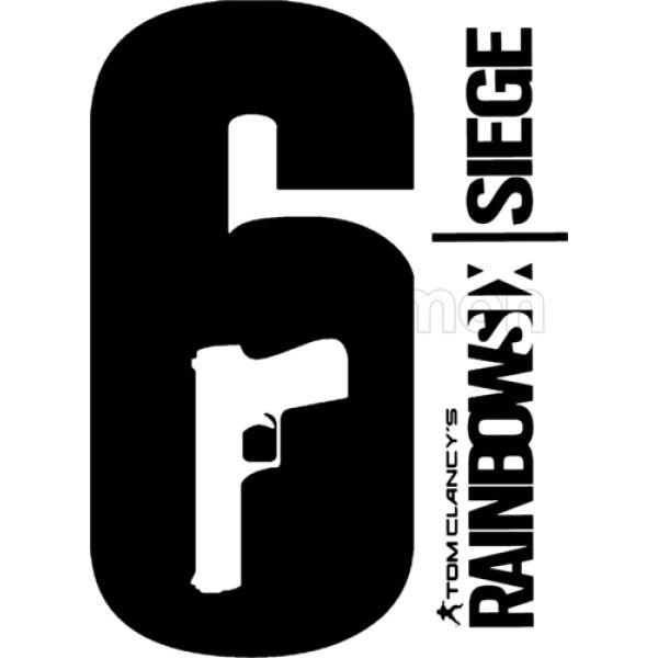 Rainbow 6 Siege Logo Png, Transparent PNG, png collections.