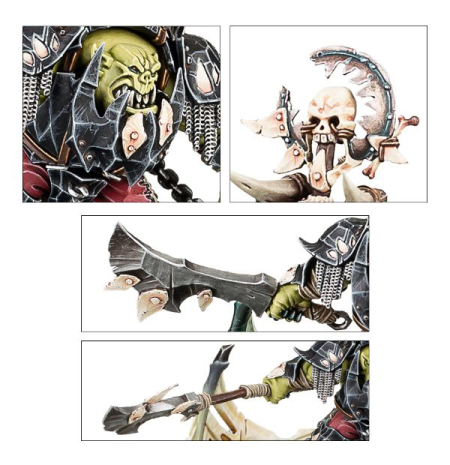Orcs & Goblins.