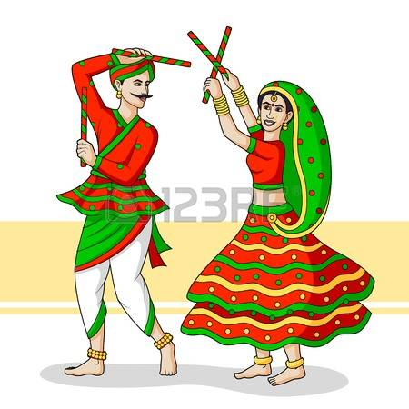 52 Raas Culture Stock Illustrations, Cliparts And Royalty Free.