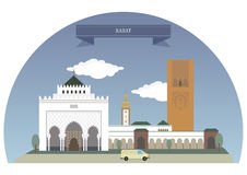 Rabat Stock Illustrations.