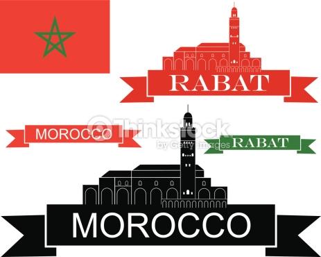 Morocco Vector Art.