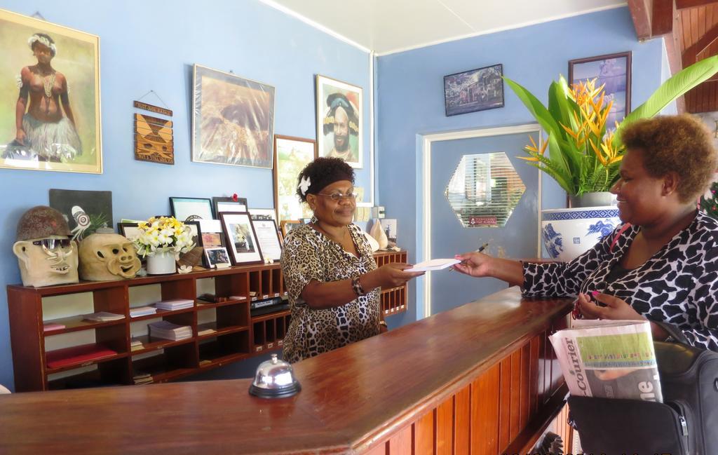 Rabaul Hotel.