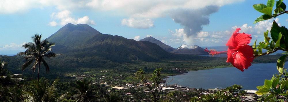 RABAUL HOTEL :: Papua New Guinea.