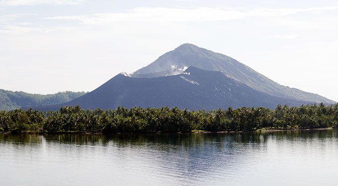 Rabaul Papua New Guinea & its Surreal Volcanic Moonscape.