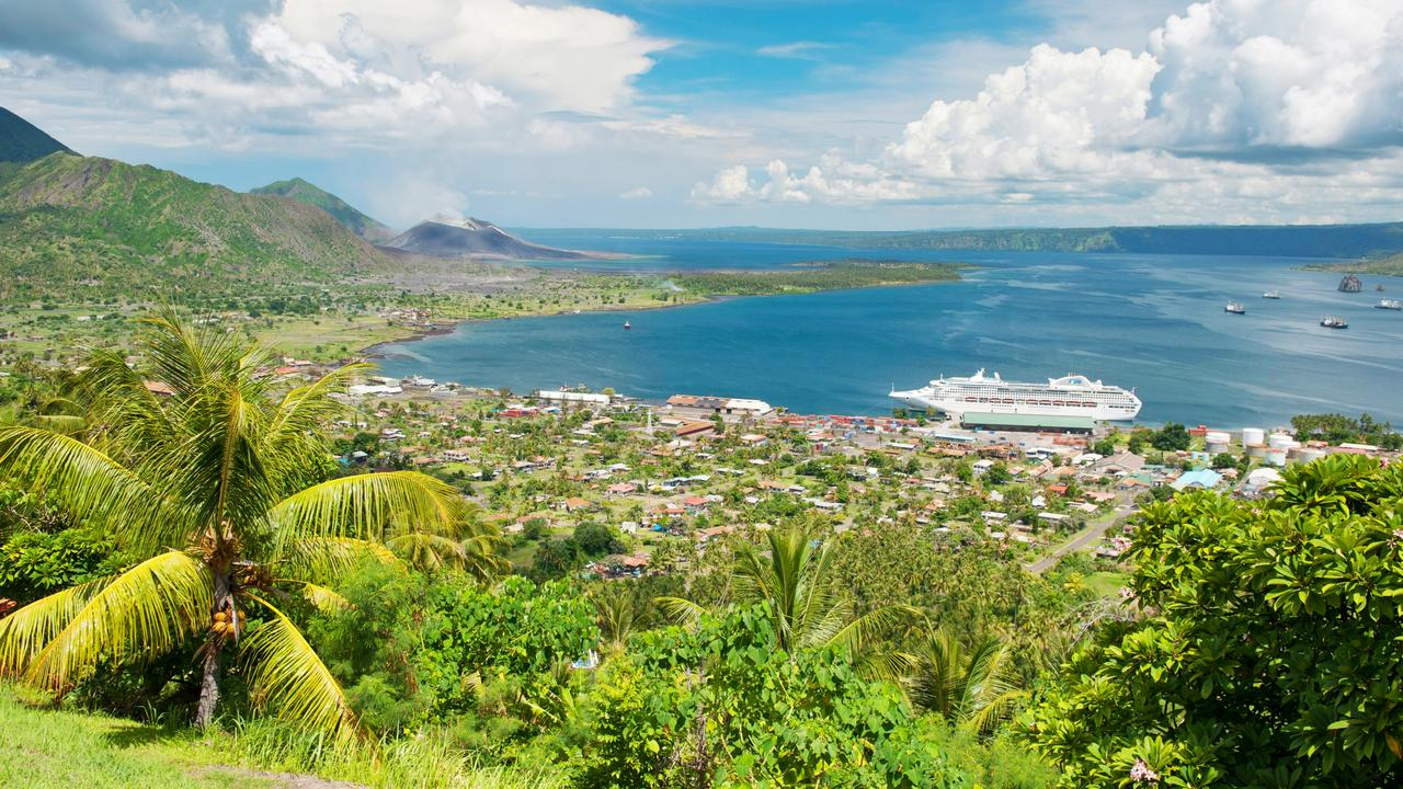 Aussies finding new connection to Rabaul/Kokopo to rival.