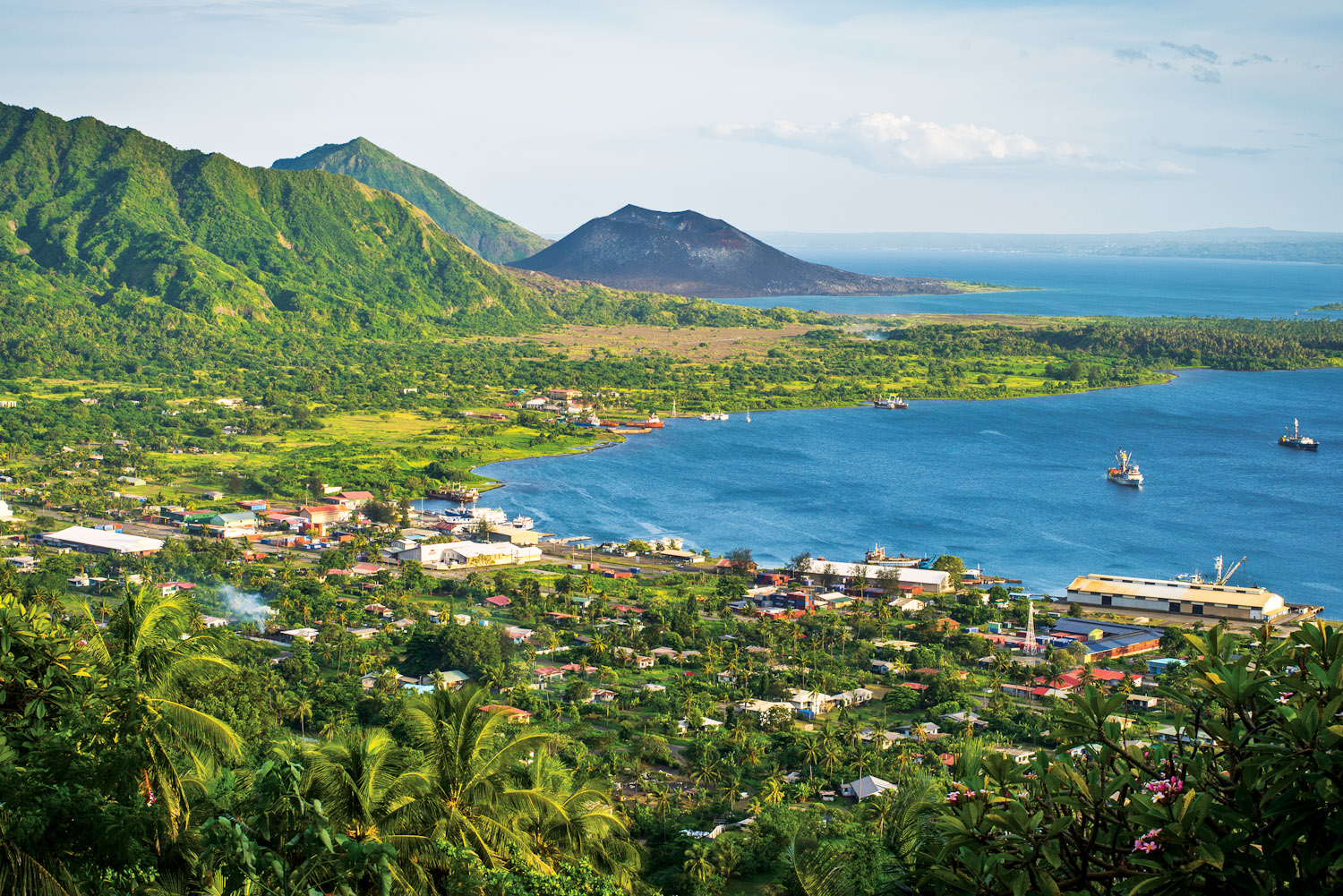 How the Papua New Guinean city of Rabaul has been reinvigorated.