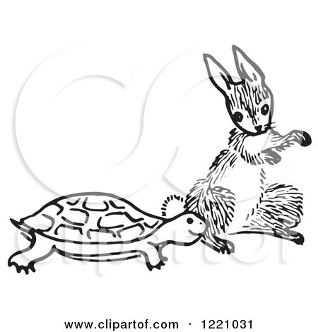 Royalty Free Rabbit Illustrations by Picsburg Page 1.