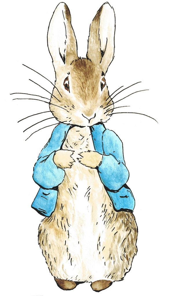 Clipart Peter Rabbit.