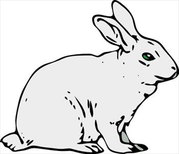 Rabbit clip art images free clipart images 2.