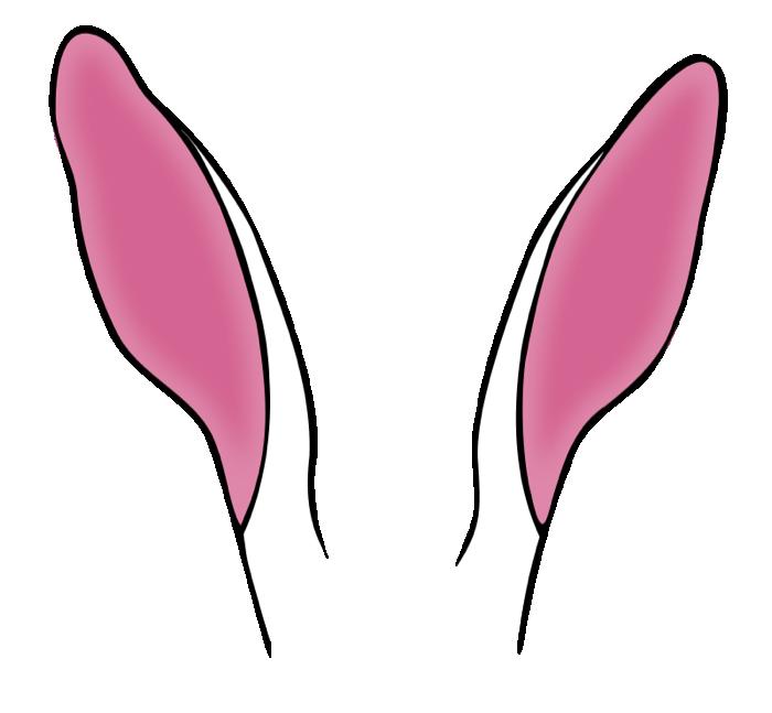 Rabbit Ears clipart! FREE.