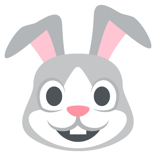 Bunny face clipart clipart images gallery for free download.