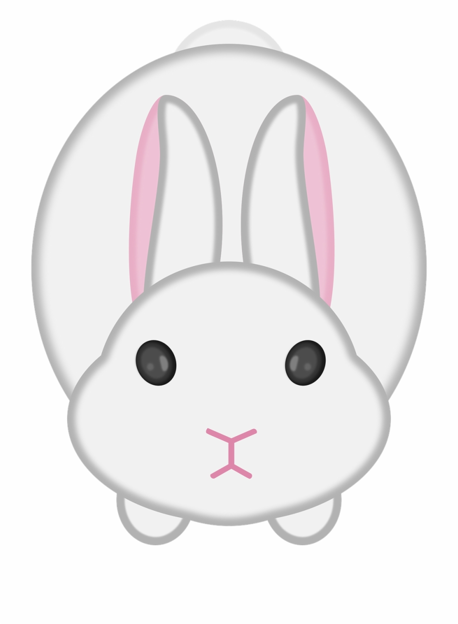Easter Bunny Domestic Rabbit Lionhead Rabbit Angel.