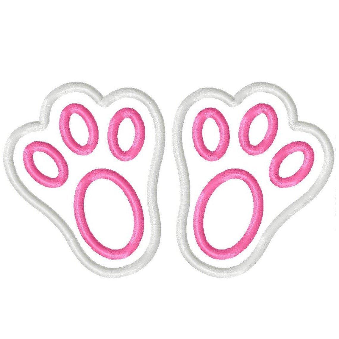 Rabbit feet clipart 2 » Clipart Portal.