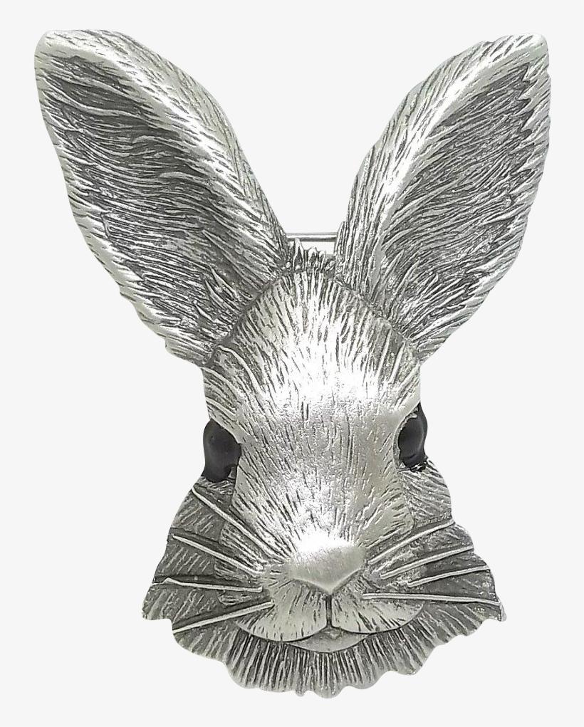 Bunny Rabbit Head.