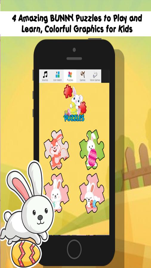 Bunny Rabbit Games Free : Kids.