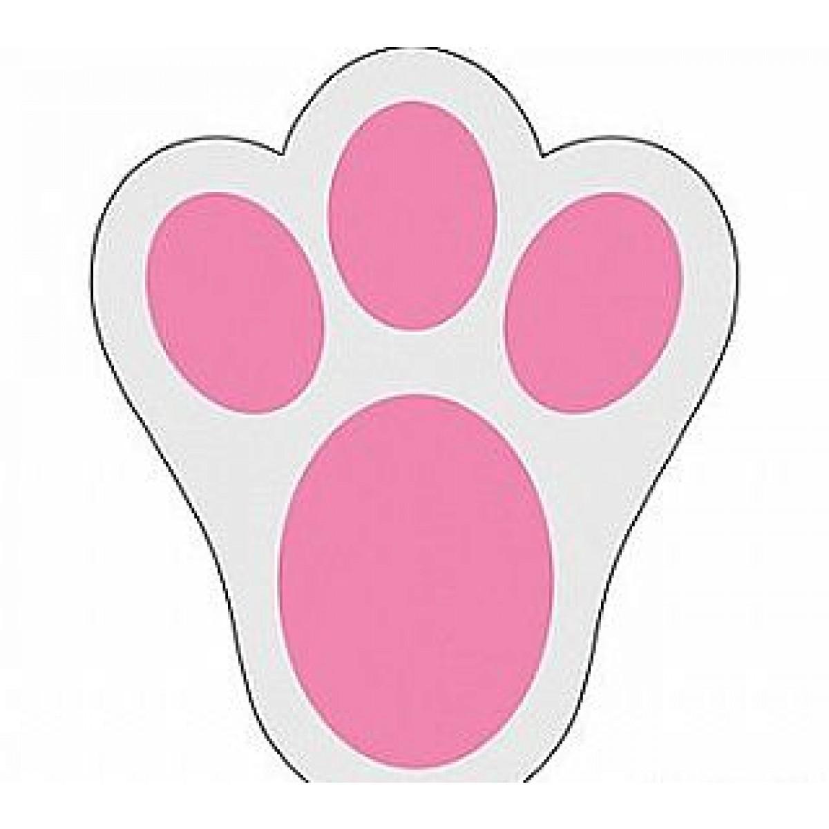 Free Bunny Footprints Cliparts, Download Free Clip Art, Free.