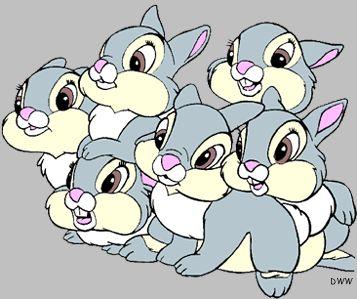 rabbit clip art, cute bunny cartoon, disney rabbit, bunny clip art.