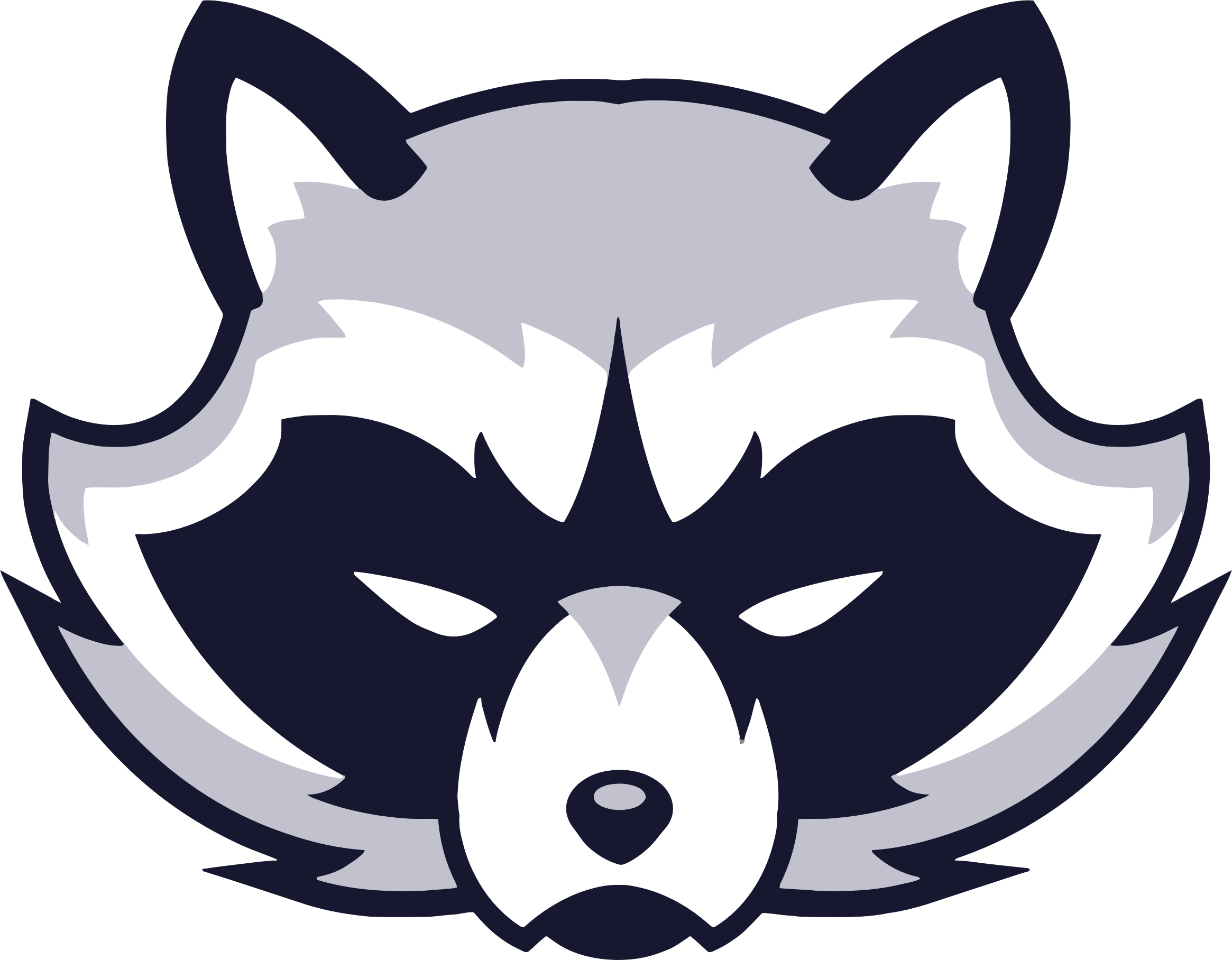 Raccoon Face Vector Clipart Face, Free Clipart, Free Graphics.