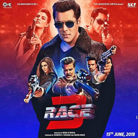 Salman Khan\'s Race 3 becomes the highest opening Bollywood.