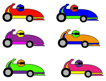 Race Car Clip Art and more collection.