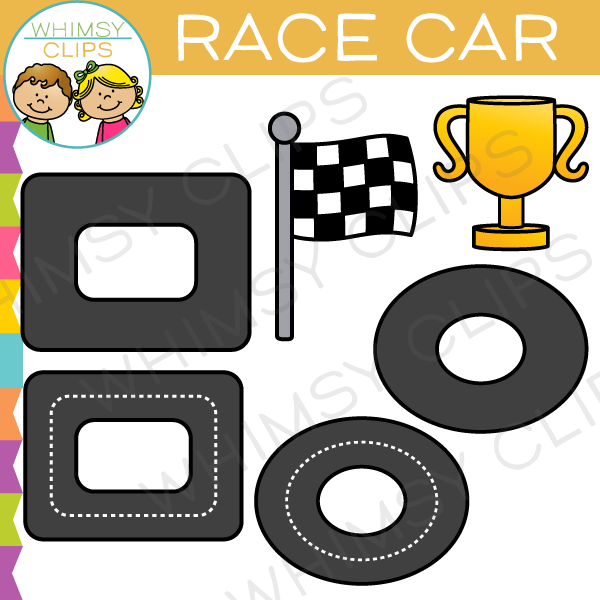Race Car Kids Clip Art , Images & Illustrations.
