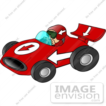 race car driver clipart clipground