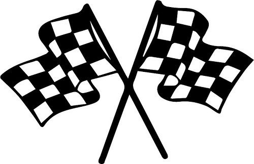 Race Flags.