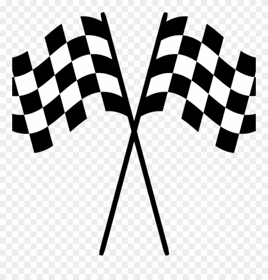 Checkered Flag Free Vector Checkered Flags Race Free.