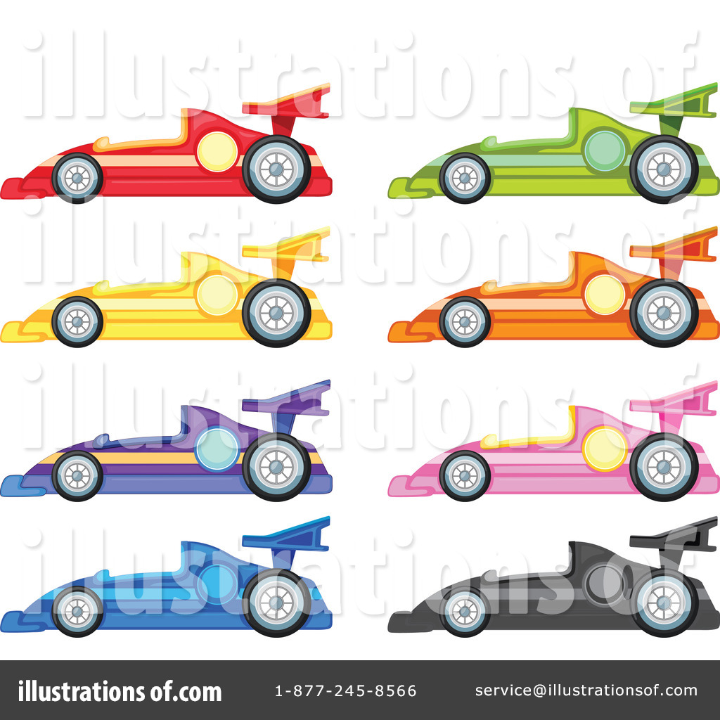 Race Car Clipart #1133308.