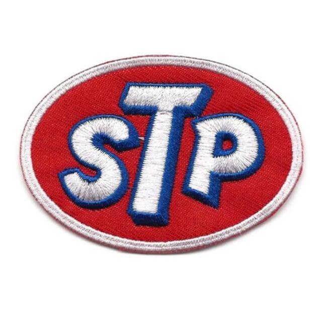 STP IRON ON PATCH 2.75\