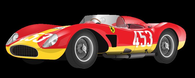 Race car images clip art.