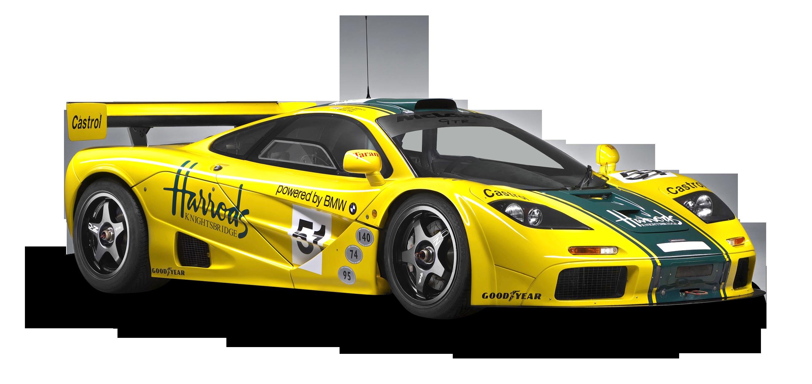 Racing Cars PNG HD.