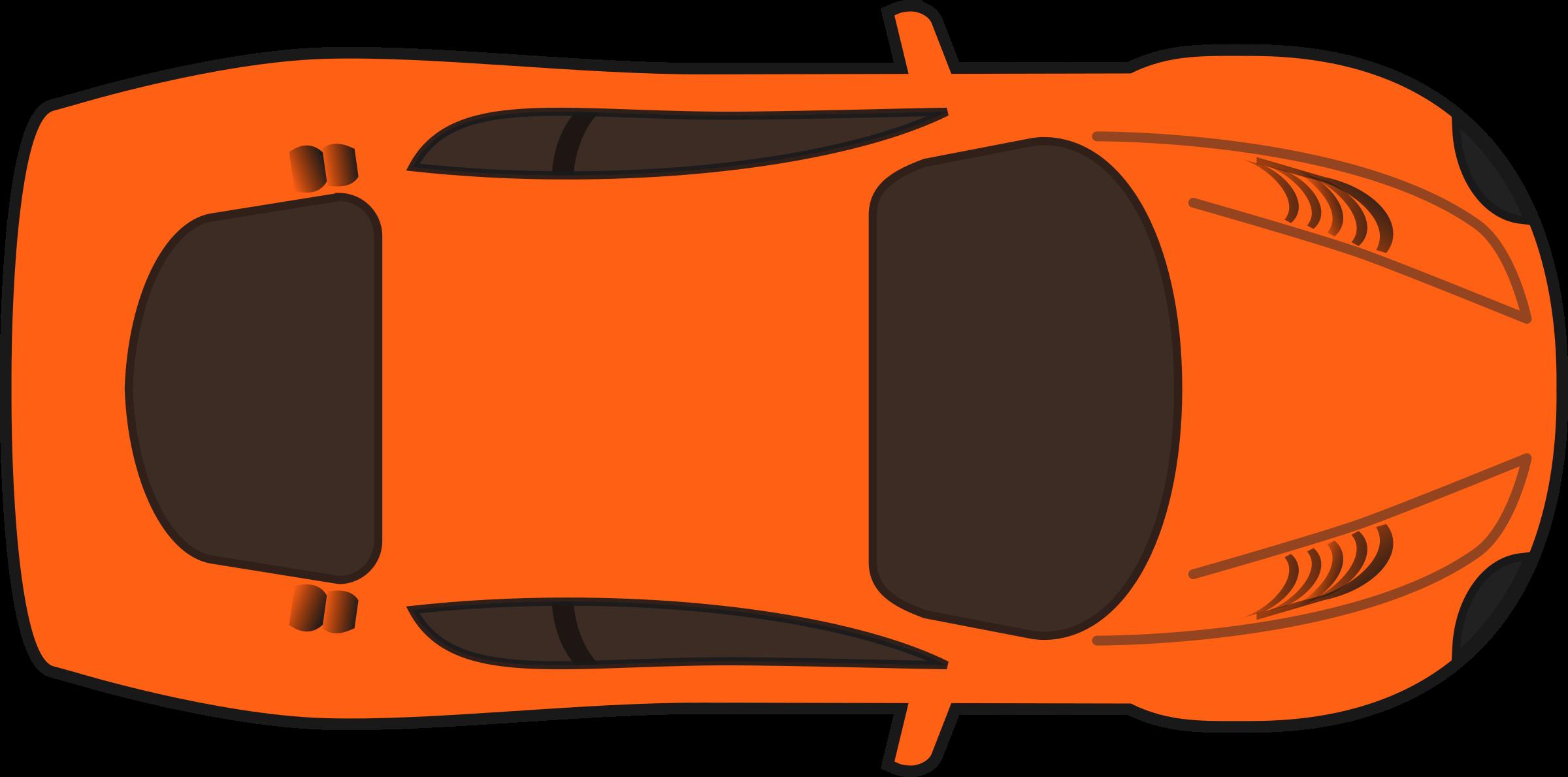 Race car top down clipart 3 » Clipart Station.