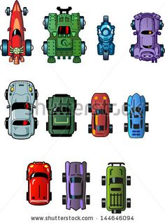 Race Car Top Down Clipart Clipground