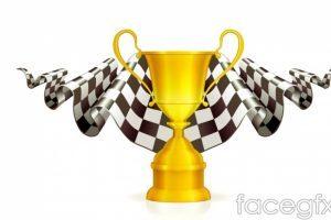 Race car trophy clipart 5 » Clipart Portal.