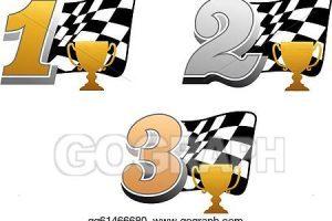 Race car trophy clipart 3 » Clipart Portal.