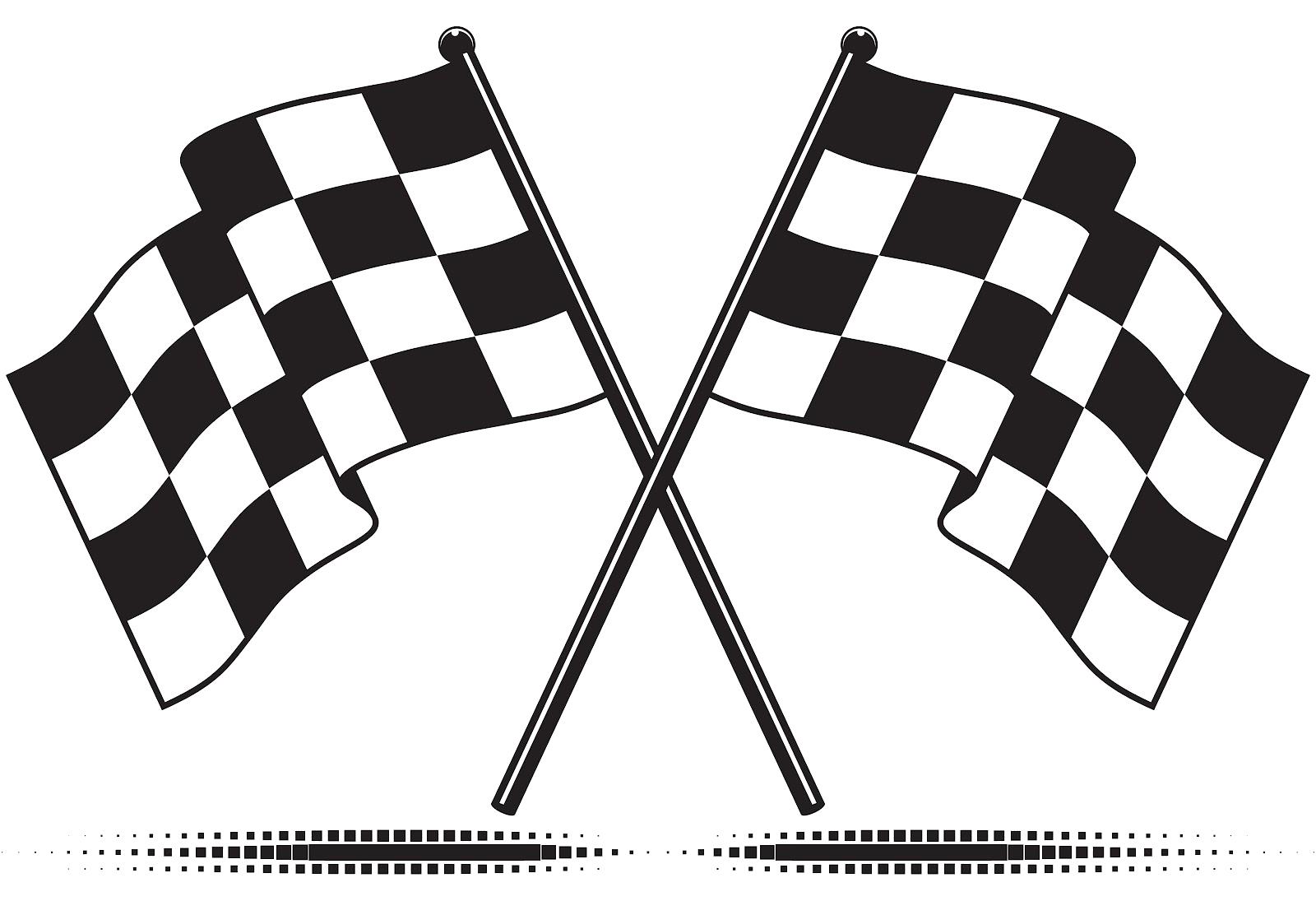 Racing Flag PNG Transparent Images.
