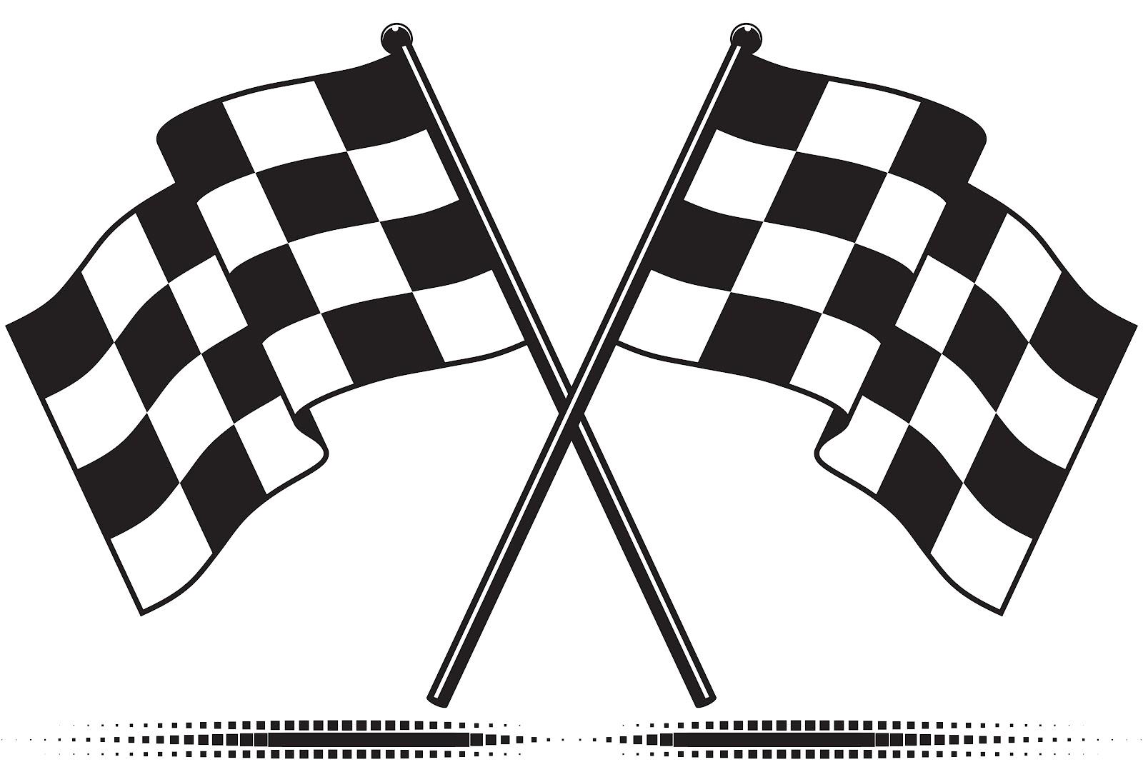 104+ Race Flag Clip Art.