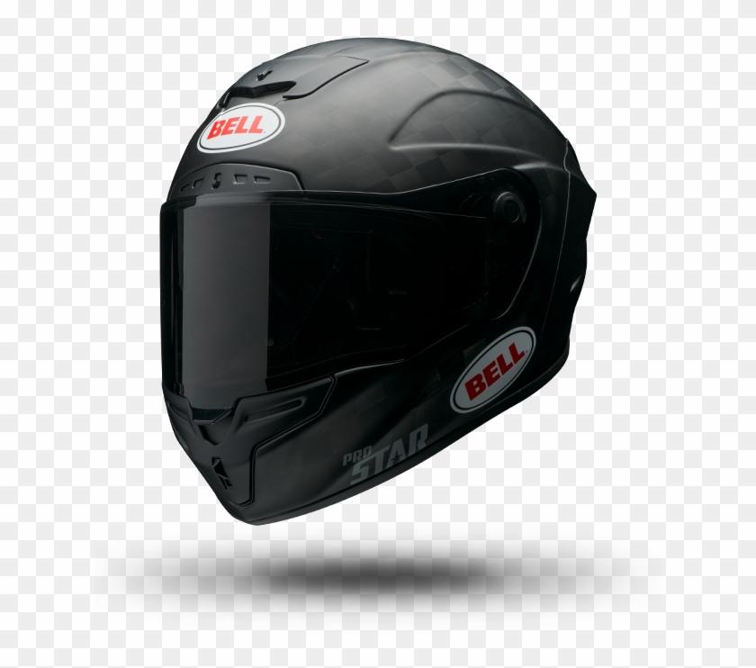 Bell Pro Star Helmet.