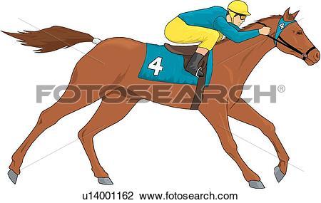 Race horse Clipart Illustrations. 4,196 race horse clip art vector.