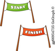 Race Start Clip Art.
