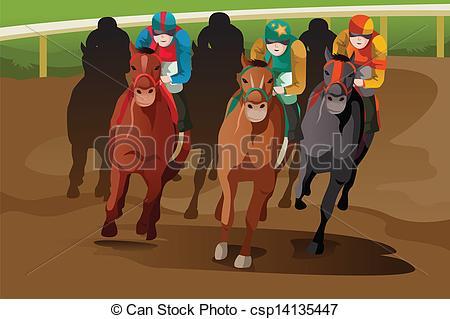 Racecourse Vector Clipart EPS Images. 59 Racecourse clip art.